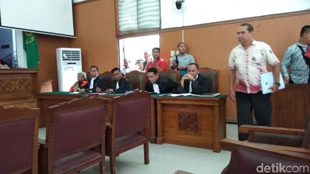 Polisi Korban Bom Thamrin Jadi Saksi Sidang Teroris Aman Abdurrahman