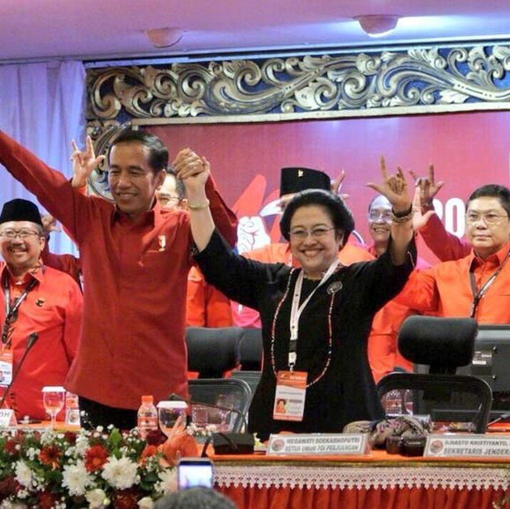 Jokowi Capres PDIP, Berawal di Batu Tulis Tuntas di Bali