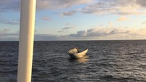 SpaceX Gagal Tangkap Sisa Roket Peluncuran Falcon 9