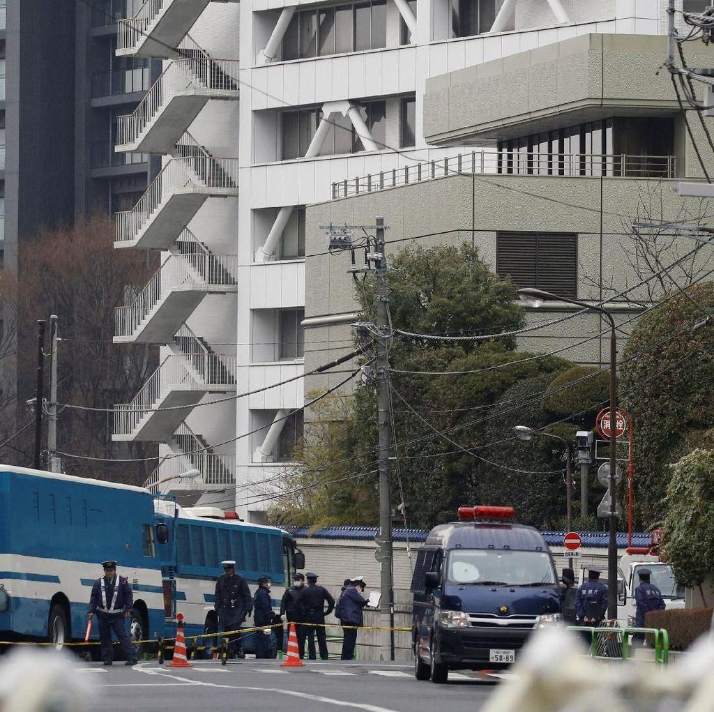 Markas Organisasi Terkait Korut di Tokyo Ditembaki, 2 Pria Ditangkap