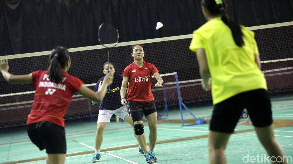 Bongkar Pasang Ganda Putri Demi Asian Games 2018