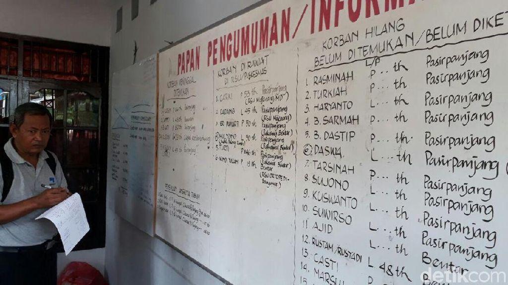 Berikut Identitas 13 Korban Longsor Brebes yang Masih Hilang