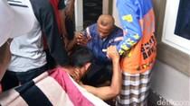 Pria dengan Gangguan Kejiwaan Bikin Geger Pesantren di Pasuruan