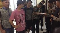 Polri Terbangkan 4 Tersangka dan 1,6 Ton Sabu ke Jakarta