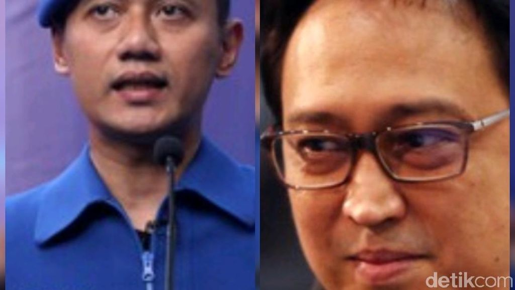 Foto: AHY-Prananda, Utusan SBY dan Mega yang Segera Dialog