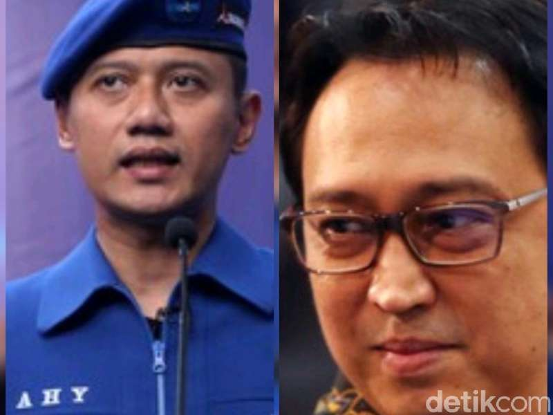 Pertemuan AHY-Prananda, Gerindra: Posisi Jokowi Sedang Tak Beruntung
