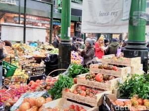 Begini Lho Pasar Tradisional di London