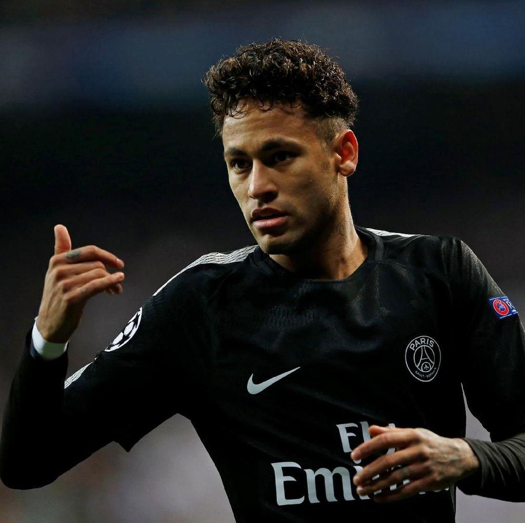 Rumor Neymar ke Madrid Cuma Permainan Media
