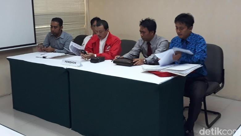 Parsindo Gagal Mediasi Sengketa Pemilu dengan KPU
