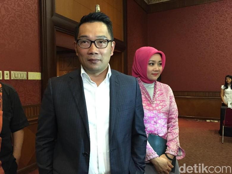 Galang Dana Kampanye, Ridwan Kamil: Demokrasi di Indonesia Tak Murah