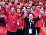 PDIP Resmi Capreskan Jokowi, Kader Daerah Happy