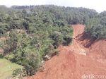 Ada Retakan Tanah, Pencarian Korban Longsor di Brebes Dihentikan