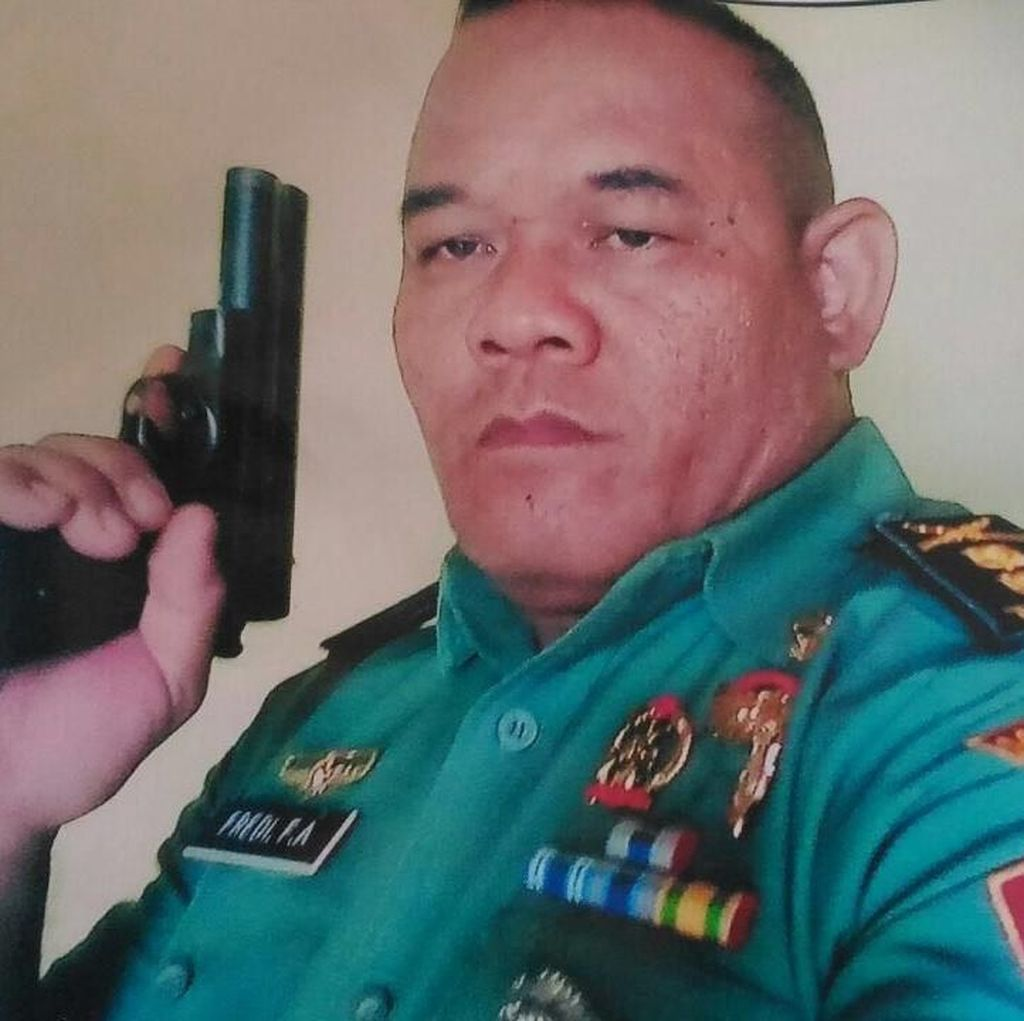 Ditangkap Saat Cari Pesugihan, ini Pengakuan Fredi TNI Gadungan