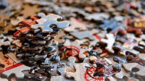Ada Hadiah 20 Kg Keju Vintage Bagi yang Berhasil Susun 2.000 Keping Puzzle