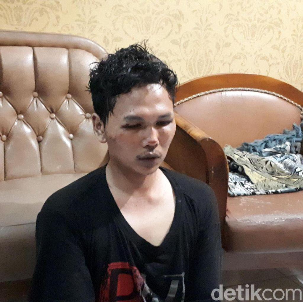 Diamankan Polisi, Ini Pengakuan Pria Pembuat Gaduh di Masjid Bandung