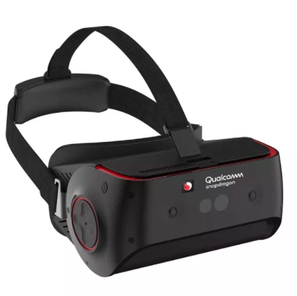 Qualcomm Rilis Headset VR Berotak Snapdragon 845