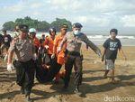 2 Remaja yang Terbawa Arus Sungai saat Memancing Ditemukan Tewas
