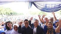 Ikut Senam Sehat PAN DKI, Zulkifli Hasan: Jaga Persaudaraan