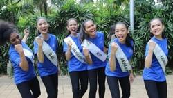 Alya Nurshabrina dari Jawa Barat dinobatkan sebagai Miss Indonesia 2018. Tak banyak yang tahu, Alya punya tubuh yang fleksibel karena senang olahraga.