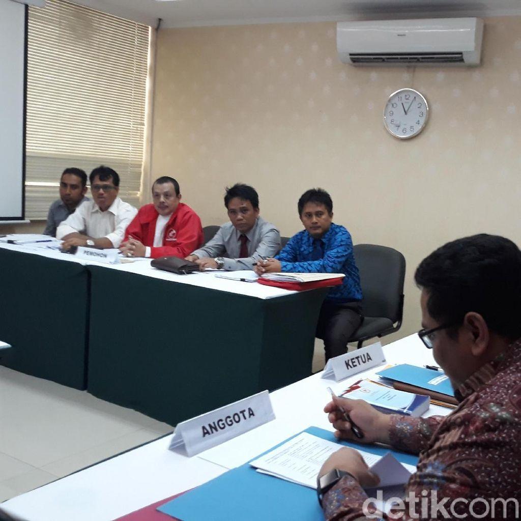 Mediasi Sengketa Pemilu dengan KPU, Parsindo: Jangan Dipersulit