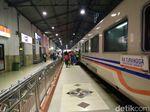 Banjir Cirebon, 8 Jadwal Kereta Api Tujuan Madiun Terlambat 8 Jam