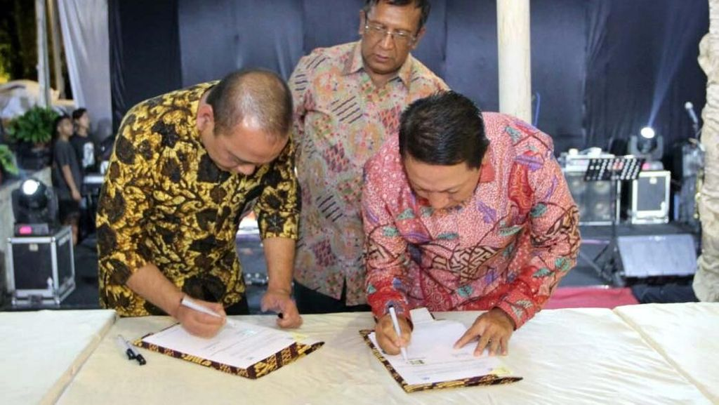 Askrindo Gandeng Surabaya Industrial Estate