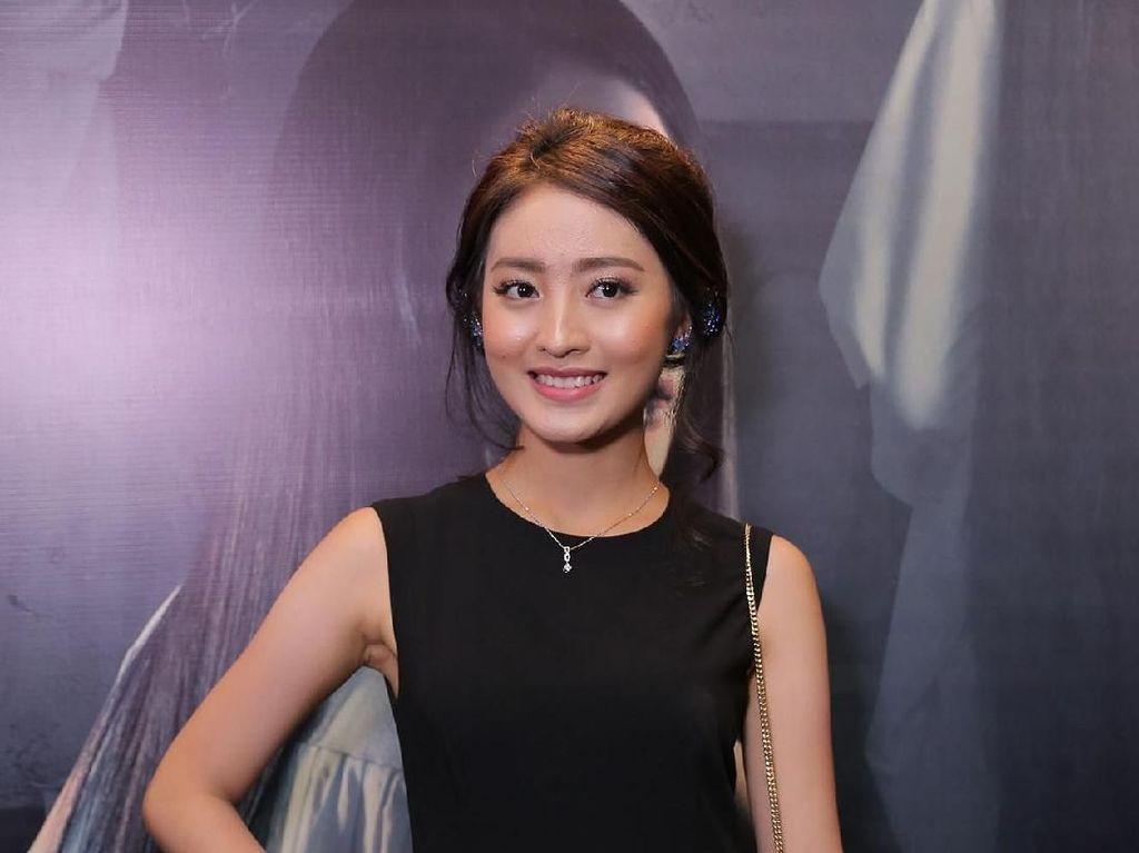 Syuting Film Nini Thowok, Natasha Wilona Merasa Ditemani