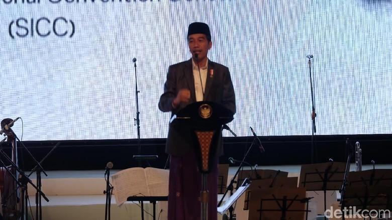 Cerita Jokowi Dititipi Pesan Presiden Afghanistan Jaga Persatuan RI