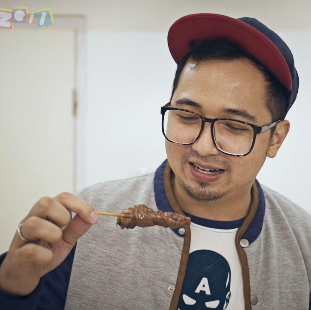 Ini Dia 10 Tantangan Makan Nyeleneh yang Dilakukan YouTuber Asal Indonesia!