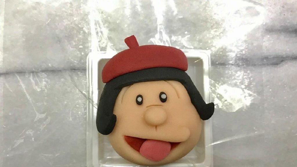 Keren! Kue Kacang Merah Khas Jepang Ini Berbentuk Karakter Kartun Anime