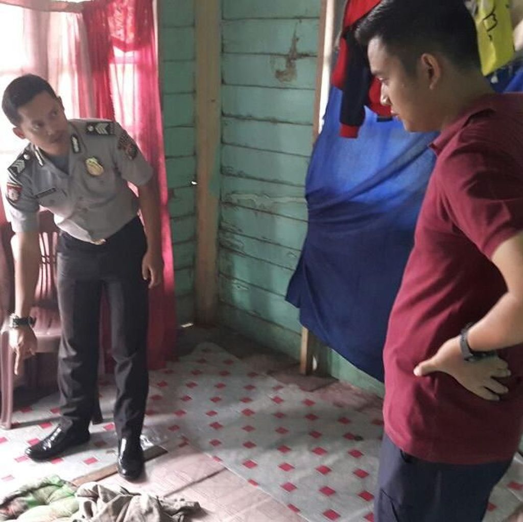 Diduga Alami Gangguan Jiwa, Anak Bunuh Ayah Kandung di Riau