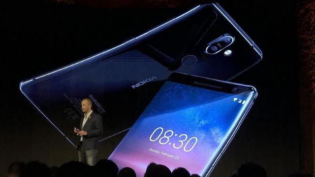 Nokia Geber 5 Ponsel Anyar