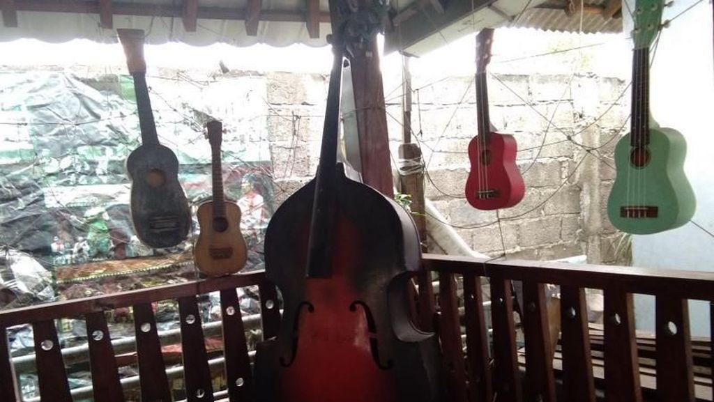 Uniknya Jakarta, Ada Keroncong Portugis di Kampung Tugu