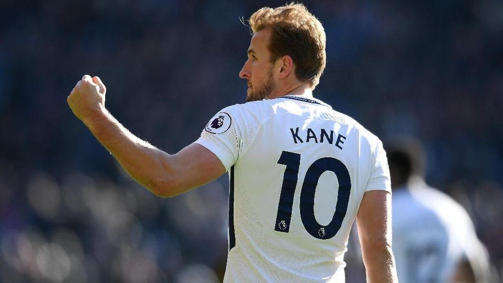 Kane Sudah Cetak 150 Gol di Level Klub