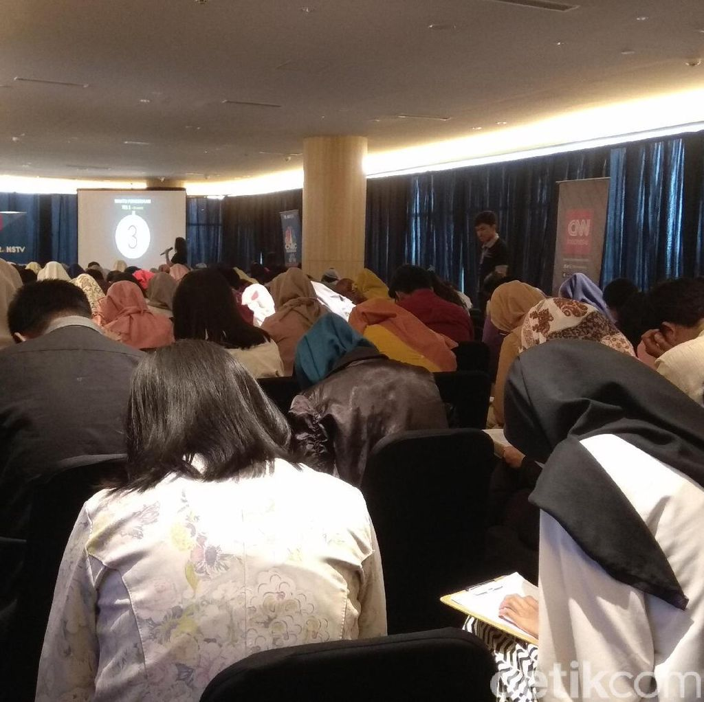 2.000 Anak Muda Surabaya Ikuti Digital Development Program 2018