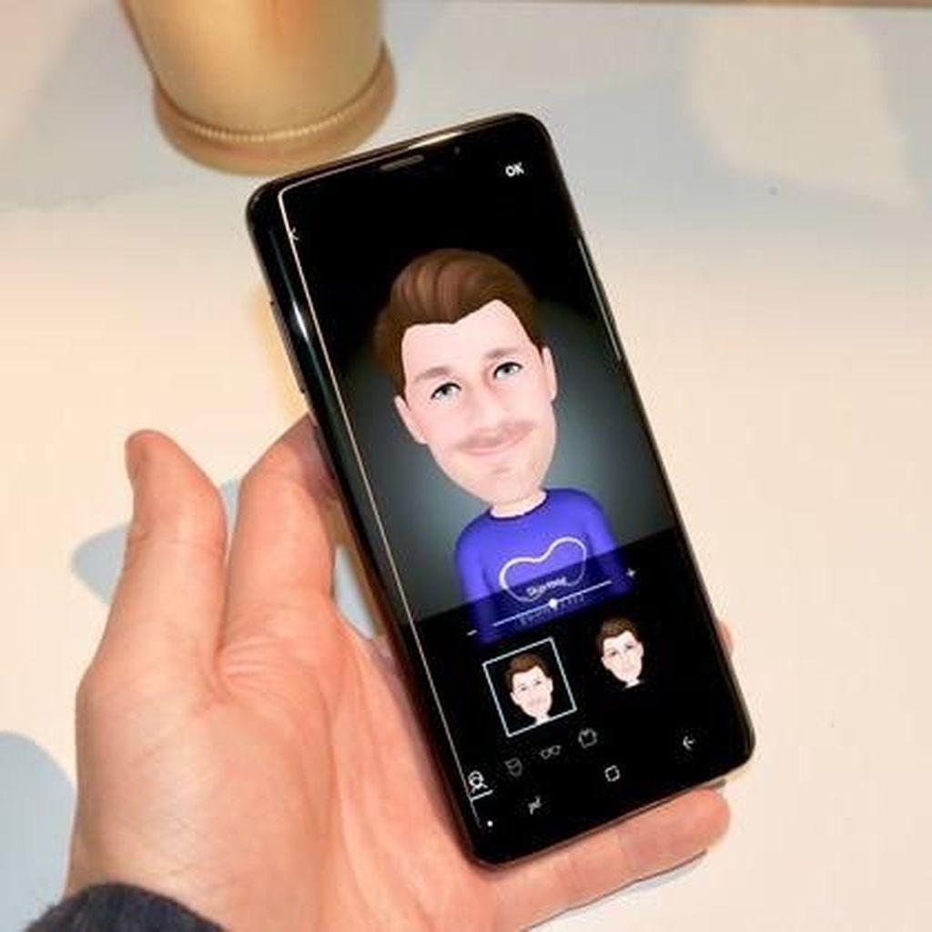 Ini Penantang Apple Emoji Versi Samsung