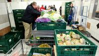 Organisasi Bantuan Makanan Jerman Dikritik Tak Terima Orang Asing