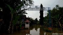 Dua Kecamatan di Bojonegoro Masih Terendam Banjir Bengawan Solo
