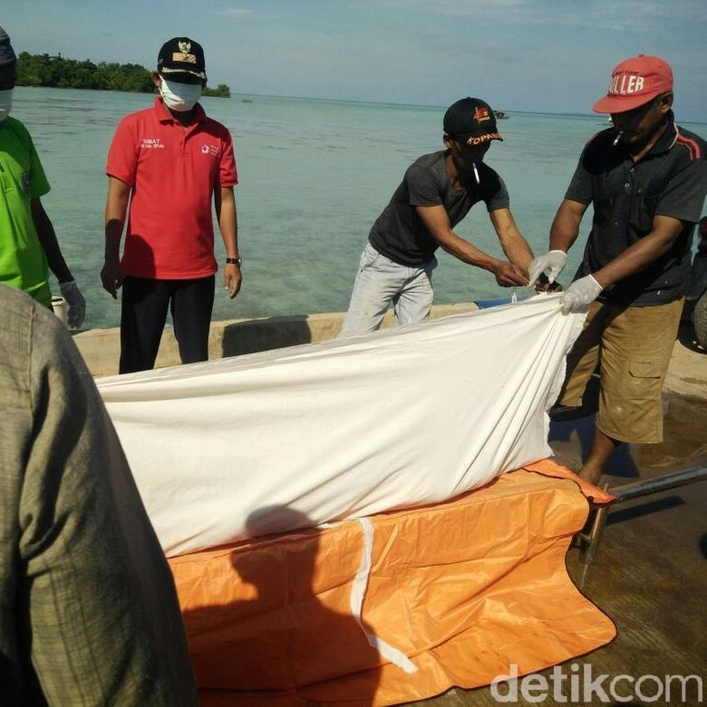 Mayat Lelaki Tanpa Identitas Ditemukan di Perairan Karimunjawa