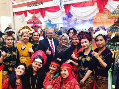 Genjot Turis Denmark, Indonesia Buka Pameran di Danish Travel Show 2018