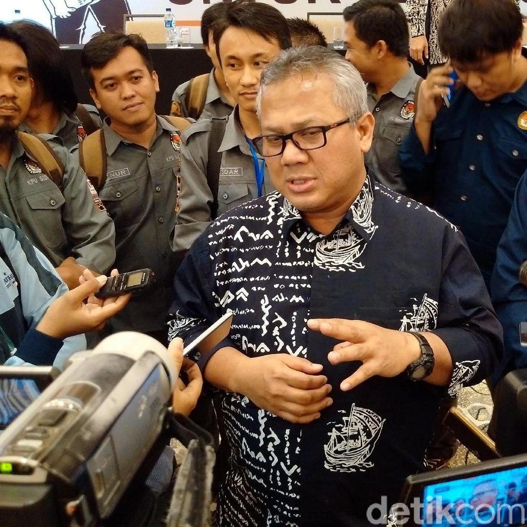 Kasus Suap Ketua Panwaslu Garut, Komusioner KPU Terancam Dipecat