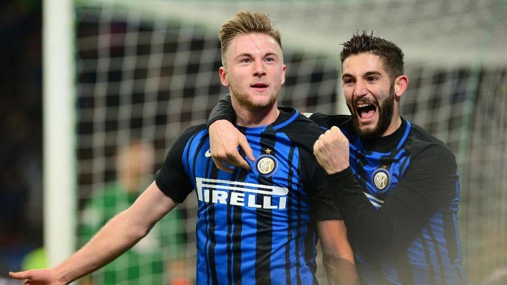 Dipepet Roma dan Lazio, Inter Diminta Fokus pada Diri Sendiri