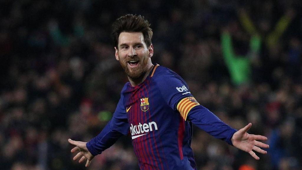 Tentang Catatan Spesial Messi dan Pertunjukan Koneksi Coutinho-Suarez