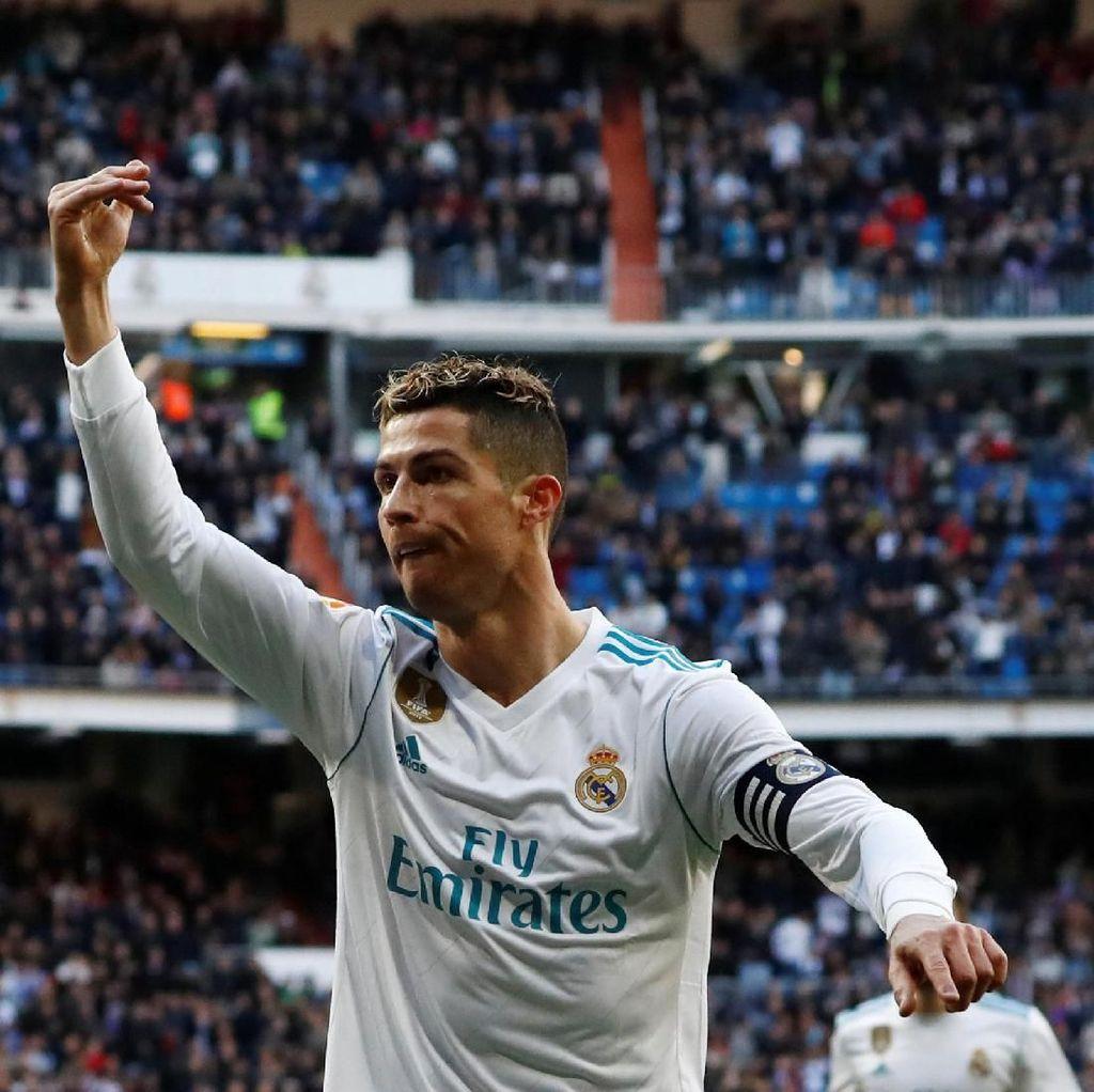 Bukti Ronaldo Amat Perhatian pada Pemain-pemain Madrid