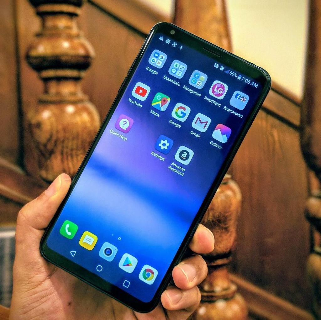 LG Resmi Rilis V30S ThinQ, Ini Keunggulannya