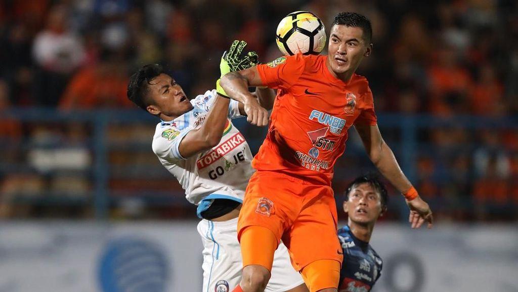 Kalahkan Arema FC, Borneo FC Pimpin Klasemen Grup A