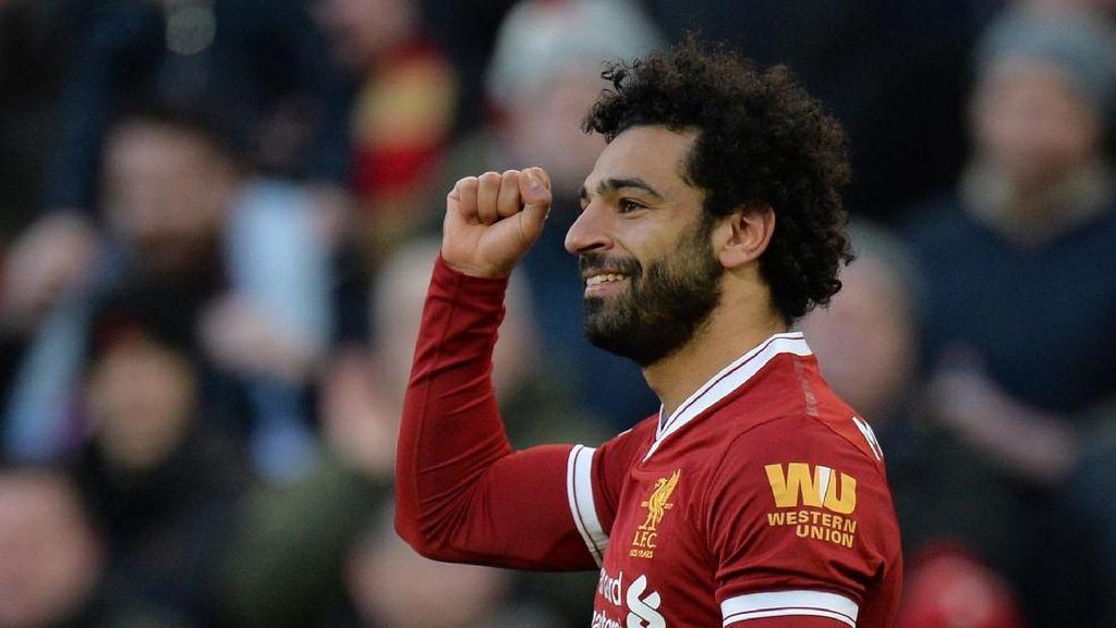 Kaki Kiri Maut Mohamed Salah