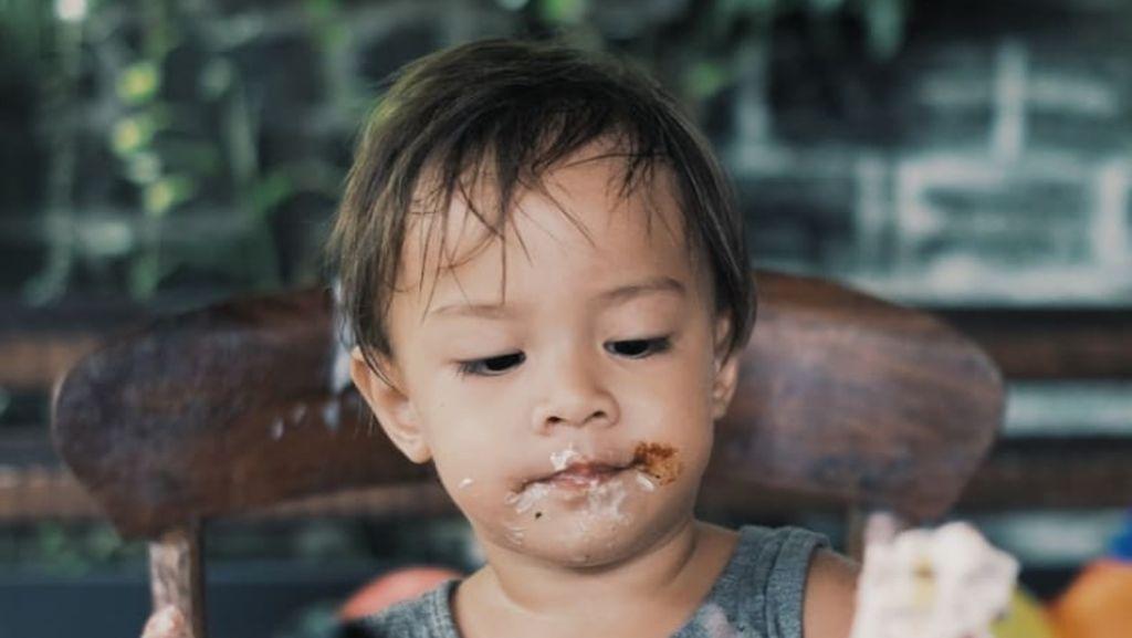 Umur 2 Tahun, Anak Ringgo Agus dan Sabai Dieter Siap-siap Disapih