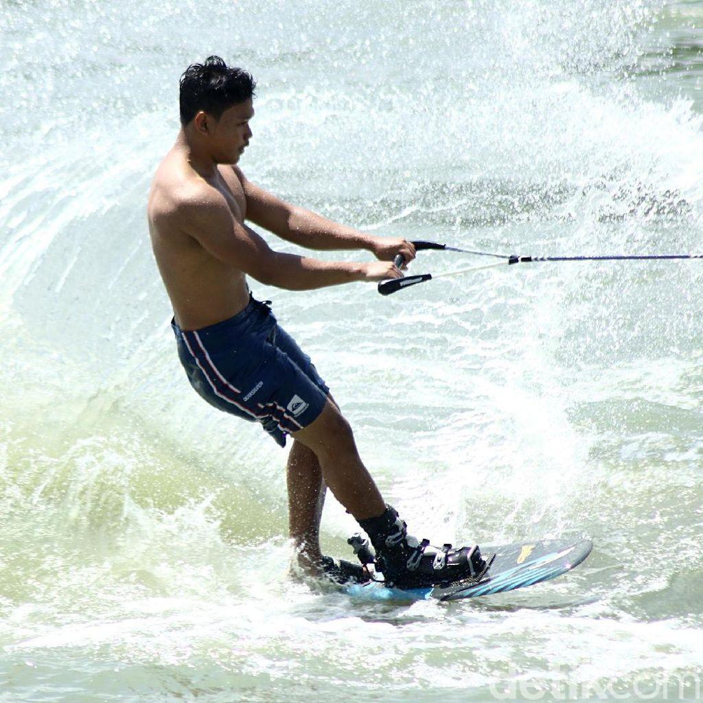 Menikmati Keseruan Festival Danau Sunter