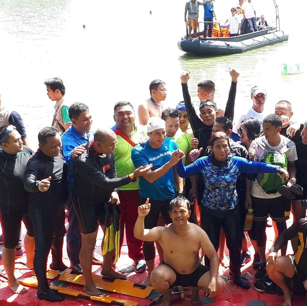 Festival Danau Sunter Jadi Obat Stres Warga Ibu Kota